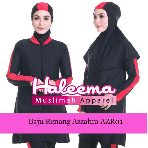 Baju Renang Muslimah Azzahra AZR01 a
