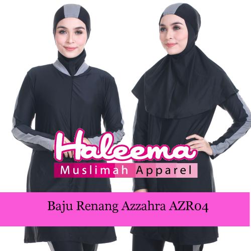 Baju Renang Muslimah Azzahra AZR04 a