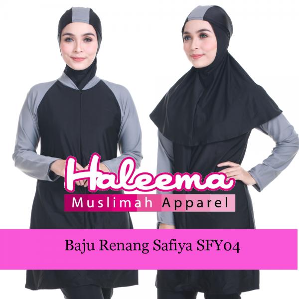 Baju Renang Untuk Muslimah Yang Aktif