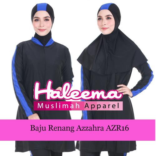 Baju Renang Muslimah Azzahra AZR16