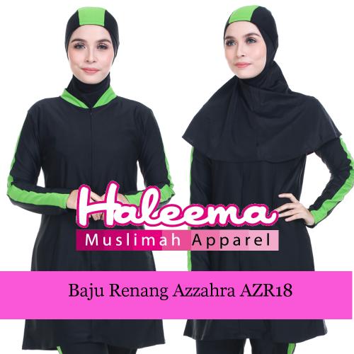Baju Renang Muslimah Azzahra AZR18