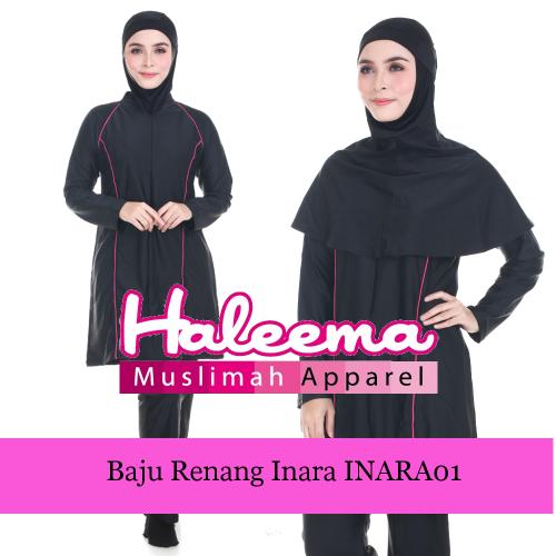 Baju Renang Muslimah Inara INARA01