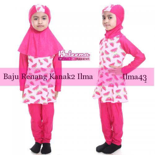 Baju Renang Ilma43