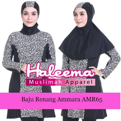 Baju Renang Muslimah Ammara AMR65