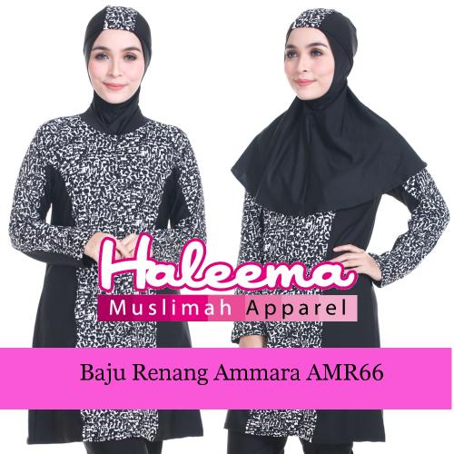 Baju Renang Muslimah Ammara AMR66