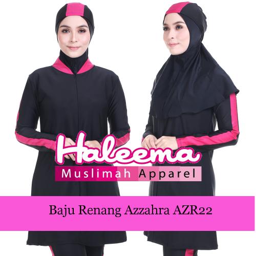 Baju Renang Muslimah Azzahra AZR22