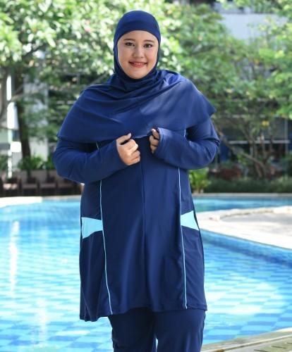 Baju Renang Muslimah Nisa NSA01