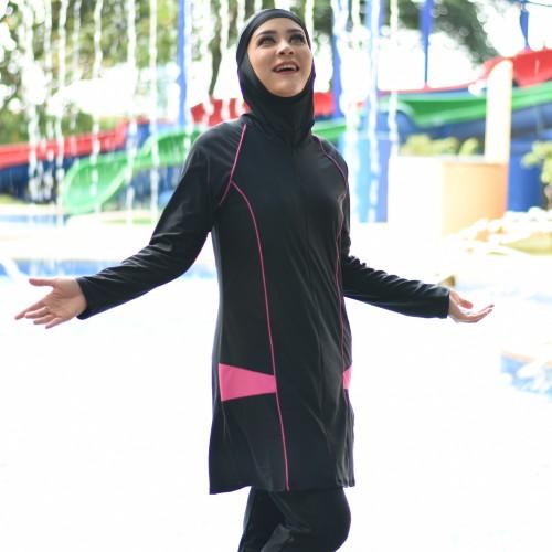 Baju Renang Muslimah Nisa NSA02
